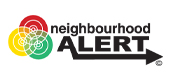 Logo: NEighbourhood Alert